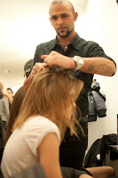 Simonetta Ravizza Fall/Winter 2011 Milano Moda Donna backstage