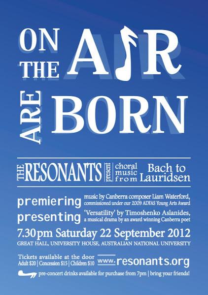 the resonants poster