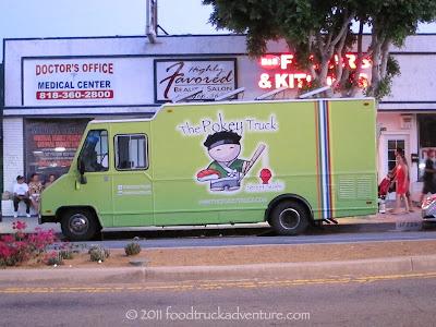 The Pokey Truck
