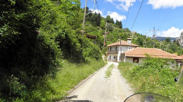 Στο δρόμο για Πανταβρέχει - Καστανούλα