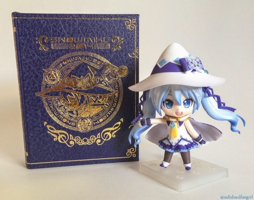 Nendoroid Snow Miku 2014 Review Picture 1