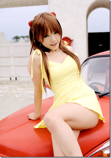 neon genesis evangelion cosplay - soryu asuka langley 5 by kipi