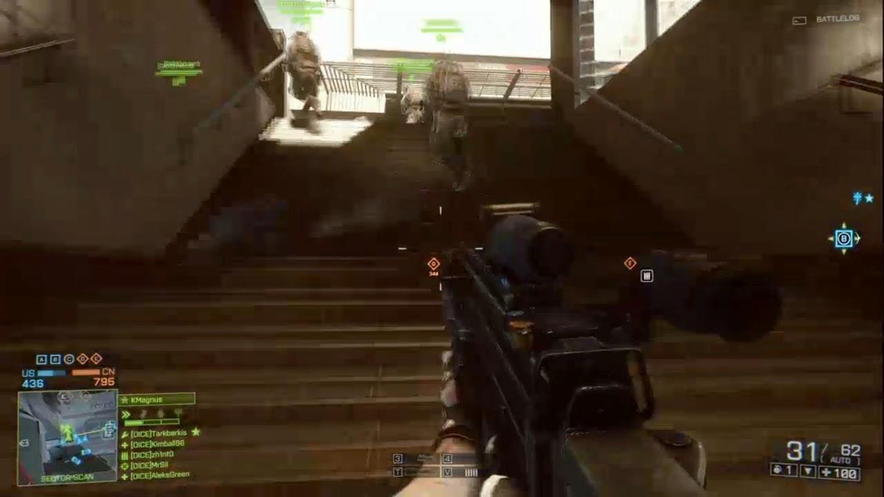 Một số hình ảnh về chế độ Multiplayer của Battlefield 4 - Ảnh 35