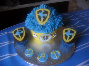 Cardiff City Cupcakes