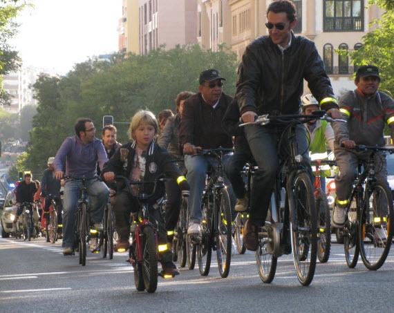 Por qué no paga impuestos la bici