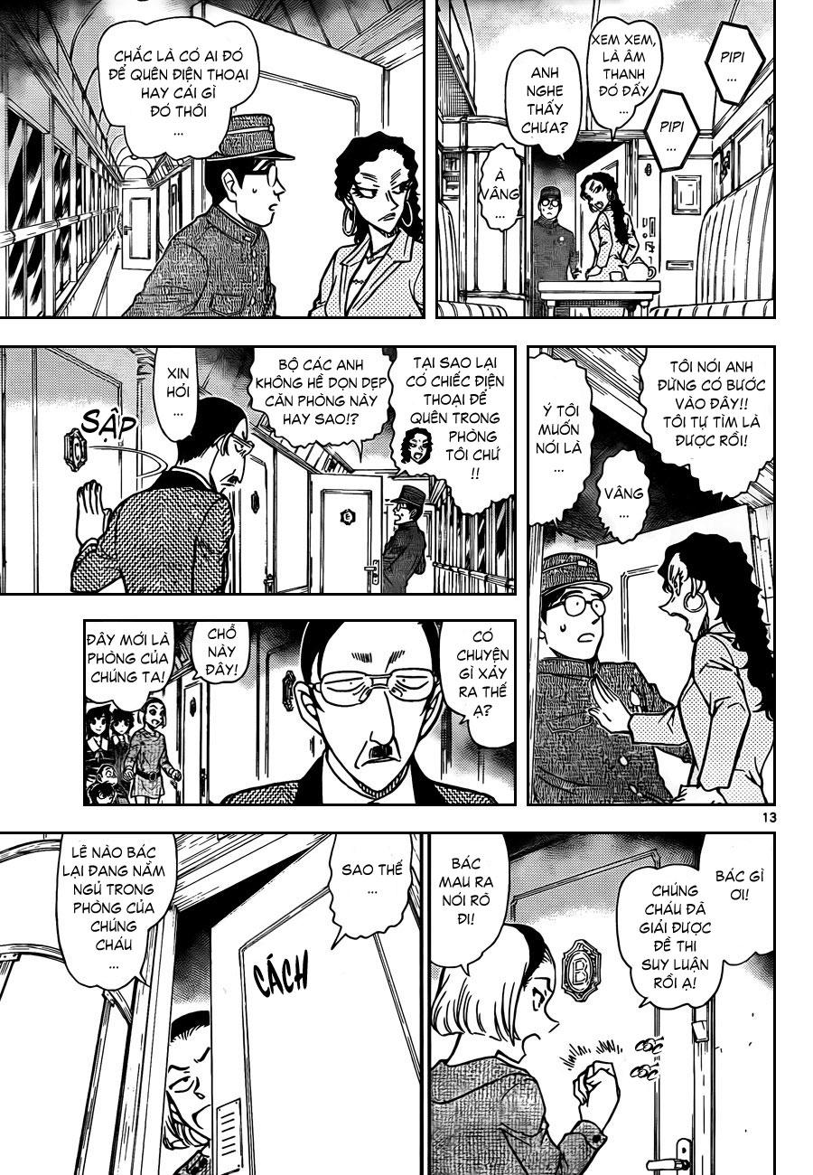 Detective Conan Chap 819 - Truyen.Chap.VN