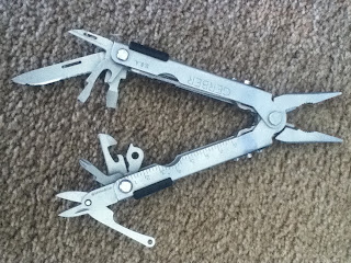 Gerber multi tool for survival and work