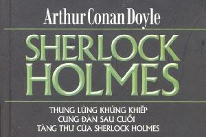 Thung lũng khủng khiếp - Sherlock Holmes - Arthur Conan Doyle