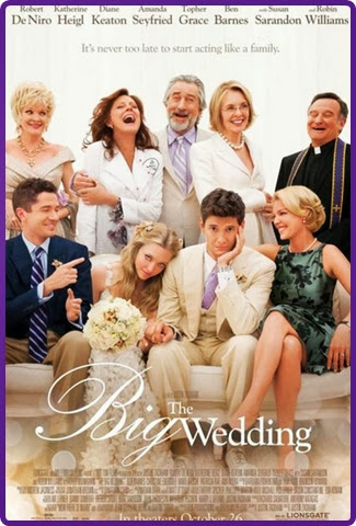 La Gran Boda [The Big Wedding] [2013] [DvdRip] [Latino]