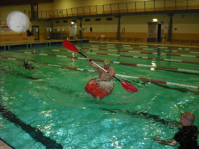 Oggiono kayak team asd quando l 39 acqua fredda ci si - Piscina oggiono ...