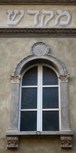fotografia Sinagoga Cuneo