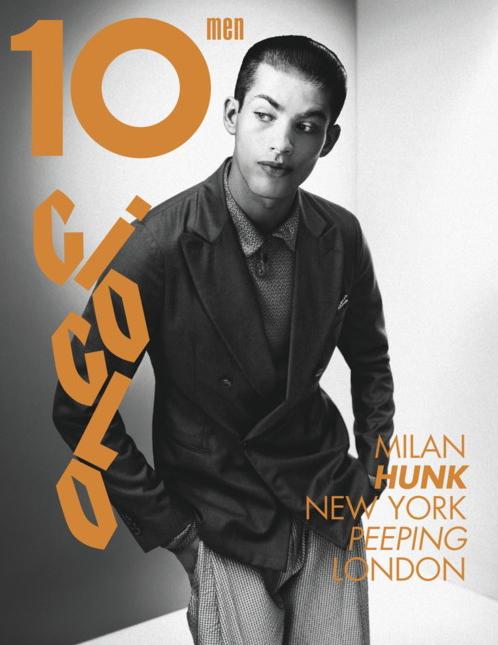 Jamie Wise by Jason Kibbler for 10 Men 2011.  Styled by Tony Irvine