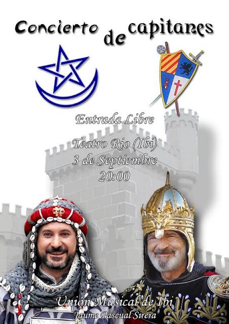 Concierto Capitanes 2011