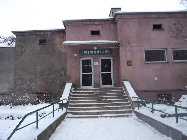 Budynek wiwarium