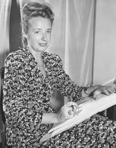 Claire McCardell designed simple, comfortable everyday clothes for the busy American woman.