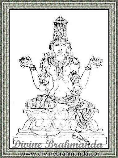 Soundarya Lahari Sloka, Yantra & Goddess To Obtain Devi's Grace - 51