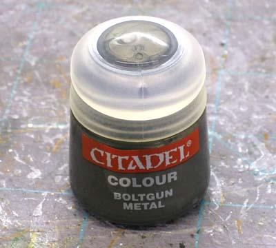 GW Boltgun Metal paint