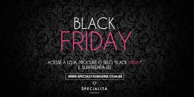 Black Friday na Specialitá Lingerie