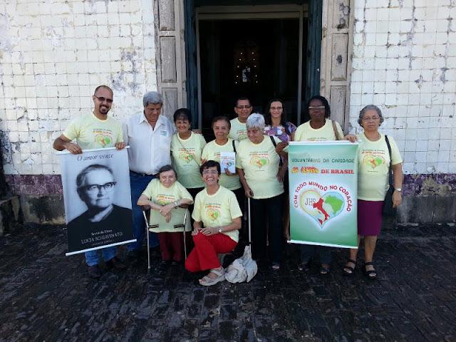 festeggiamenti in Brasile per il 50°-fonte: Piccolo Rifugio