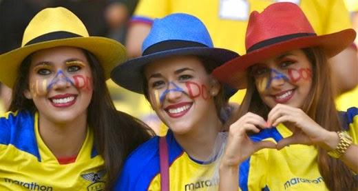 chicas Ecuador - tvdeecuador.com