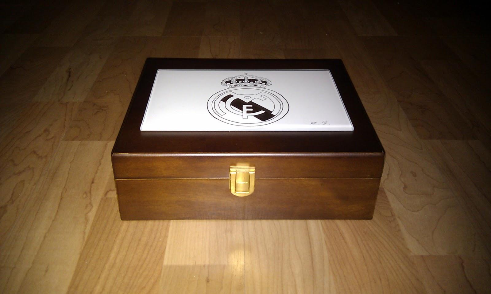 Pon tu huella regalos personalizados cajita de madera - Caja de arquitectos madrid ...