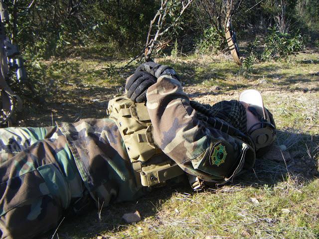 HDS en la Combat training DARK COMPROMISES DSCF7676