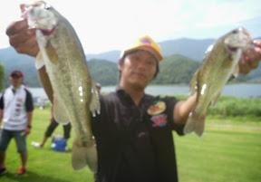 16位  杉山純平プロ 1000g