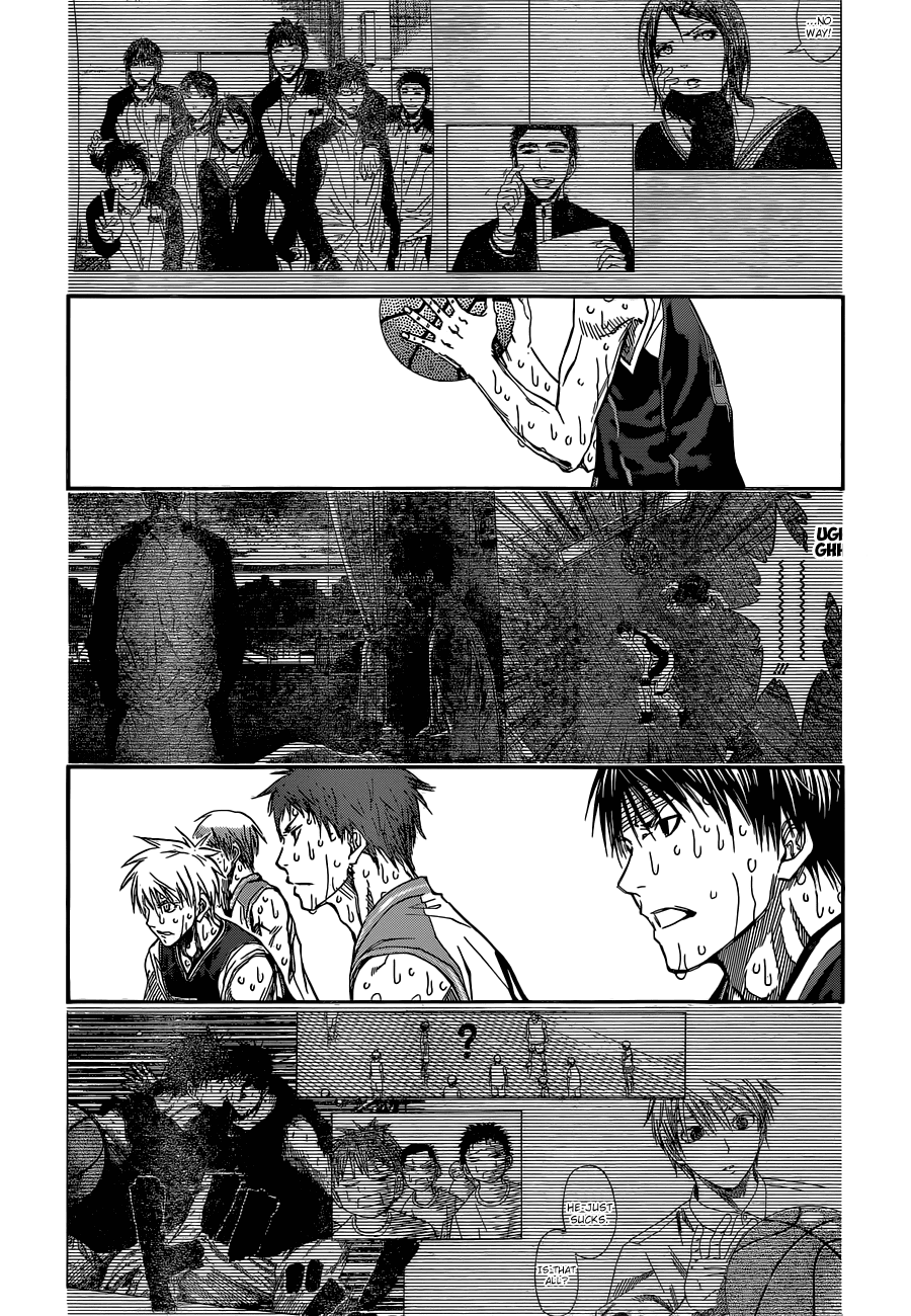 Kuroko no Basket Manga Chapter 273 - Image 16