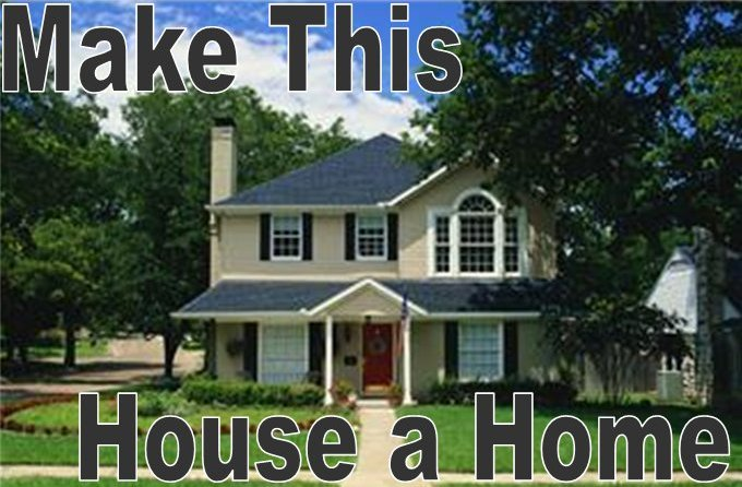 Make This House A Home In 2013 - Home Improvement Series