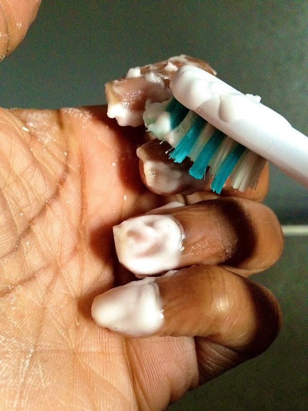 Nail Whitening
