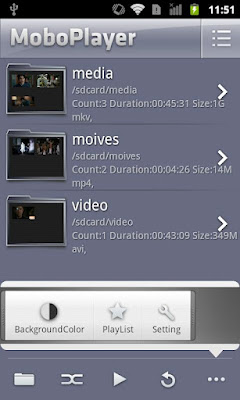 MoboPlayer v1.3.240 for Android