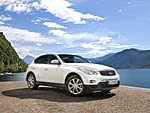 Motor Trend: 2011 INFINITI EX30d car photos, accident lawyers information