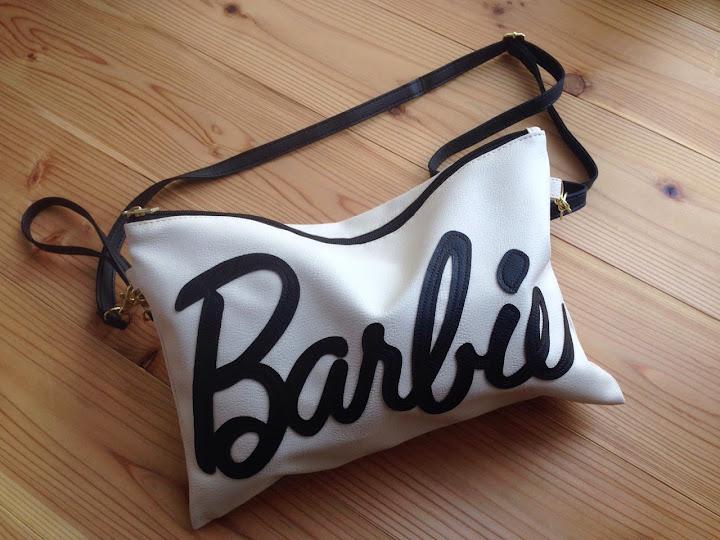 しまむらで発見!Barbie(バービー)コラボバック