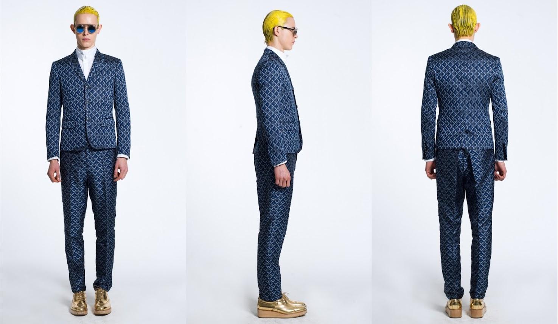 *華人設計新指標Six Lee的2013AW:將貴族古典剪裁活用於未來時裝! 1