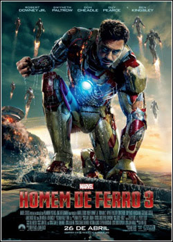 Download Homem de Ferro 3 – TS AVI + RMVB Dublado