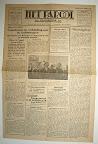 Het Parool, uitgave Enschede. 10 april 1945.