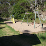Playground in Kianiny Bay picnic area (102268)