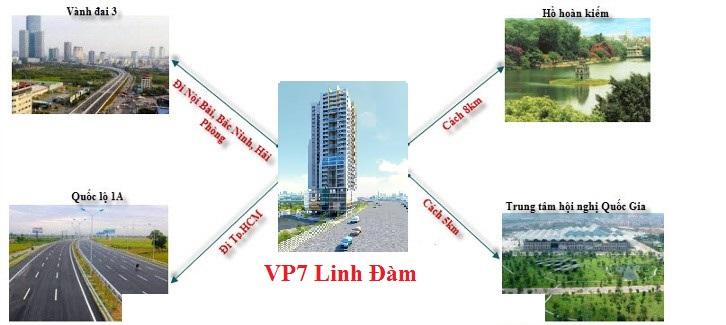 Chung cư VP7 Linh Đàm - Dự án chung cư giá rẻ HOT nhất 2016 - 5