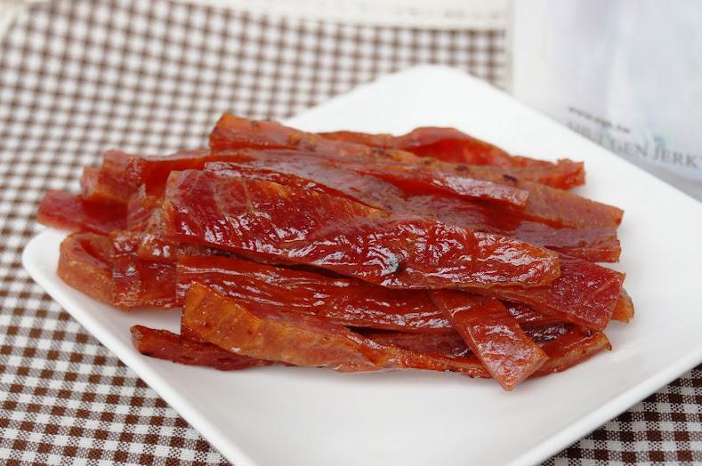 網購美食-彰化伴手禮50年老店【水根肉乾】