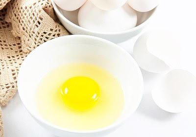 ดีท็อกซ์หน้าด้วยไข่ขาว