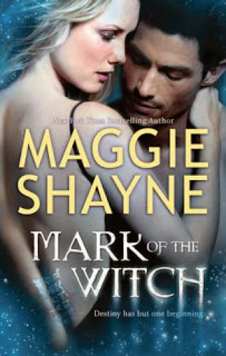 Early Review Mark Of The Witch By Maggie Shayne