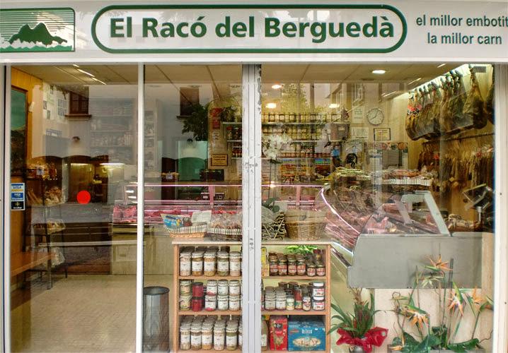 El Racó del Berguedà: El millor embotit i la millor carn