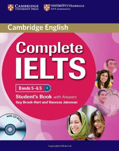 Complete IELTS Bands 5-6.5 Student's Book with Answers