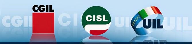 sicurezza lavoro, documenti unitari di CGIL CISL UIL