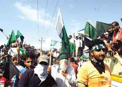 Geelani thanks Pakistan for supporting Kashmir cause