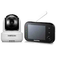 Samsung video baby monitor on bambino direct