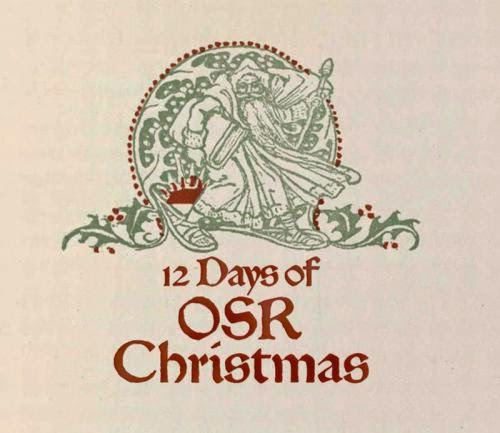 Osr Christmas 2014 It Going To Be A Nice Christmas