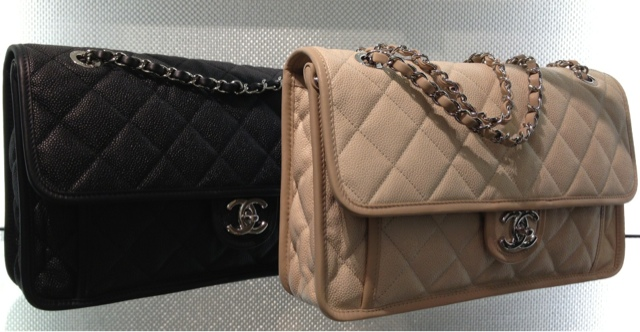 57cbd109f24c Chanel French Riviera Flap with silver hardware and chain