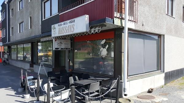 Gräns Grill & Pizza, Haparanda — adress, telefon, öppettider