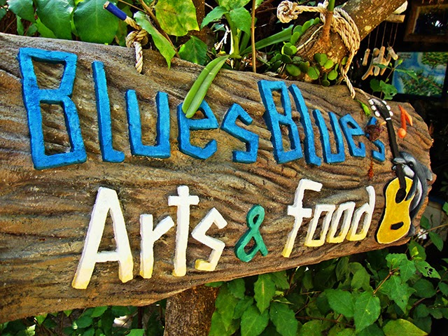 Blues Blues Arts & Food